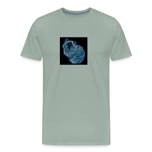 Vivian Blue - Men's Premium T-Shirt