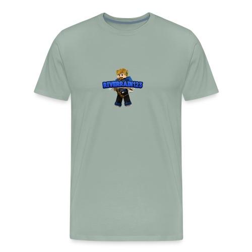 Riverrain123 - Men's Premium T-Shirt
