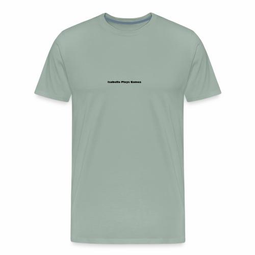 Isabella Plays Games Merch - Men's Premium T-Shirt