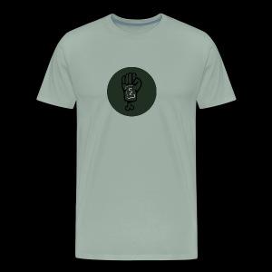Eddies official youtube shirt - Men's Premium T-Shirt