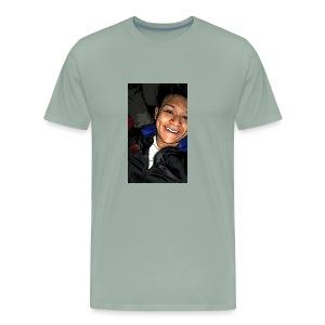 Sylvester Delgado YouTube - Men's Premium T-Shirt