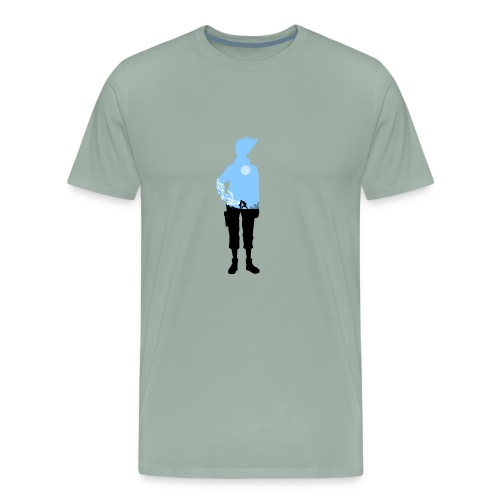 Kakashi Hatake - Men's Premium T-Shirt
