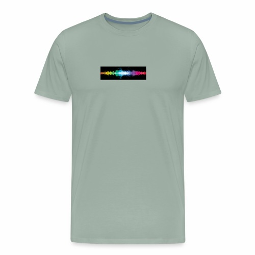 Color Strip - Men's Premium T-Shirt