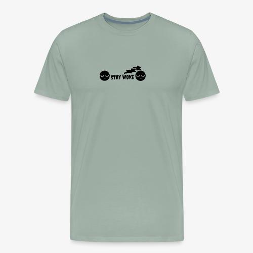 woke - Men's Premium T-Shirt