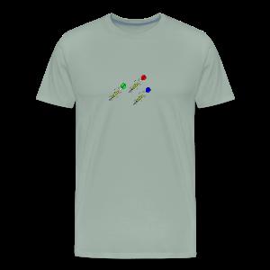 3 Darts - Men's Premium T-Shirt