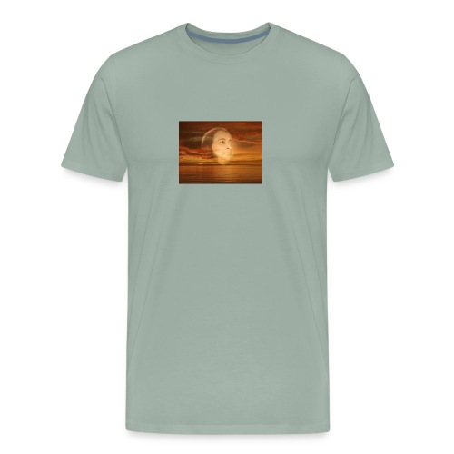 himmel gott - Men's Premium T-Shirt