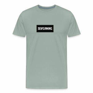 SeifGaming YT official shirt - Men's Premium T-Shirt
