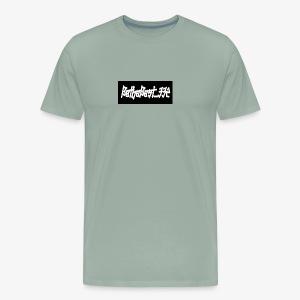 Bethebest332 logo - Men's Premium T-Shirt