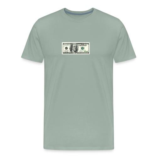 money 4 life - Men's Premium T-Shirt