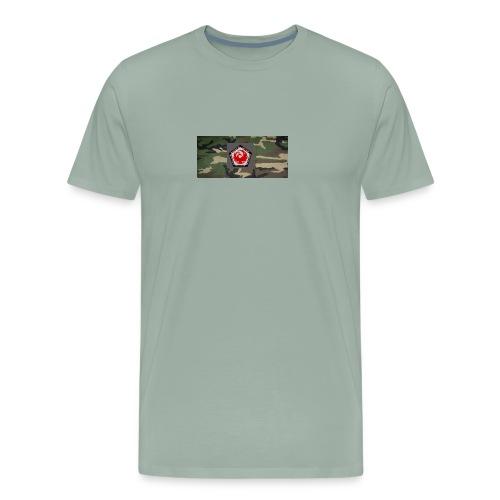 Paradox Core camo logo - Men's Premium T-Shirt