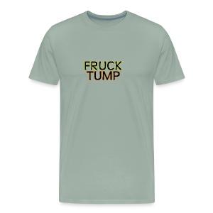 fruck tump - Men's Premium T-Shirt