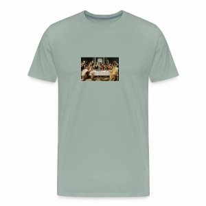 Breakfast - Men's Premium T-Shirt