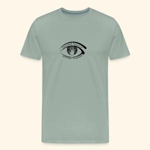 Society of Esoteric Thinkers black logo - Men's Premium T-Shirt