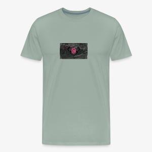 Heart C - Men's Premium T-Shirt