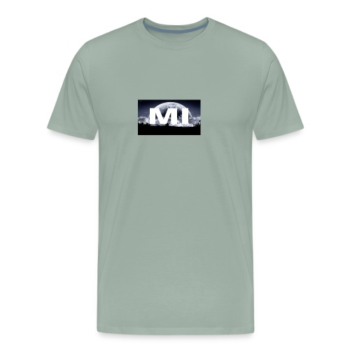 midnightisaac - Men's Premium T-Shirt