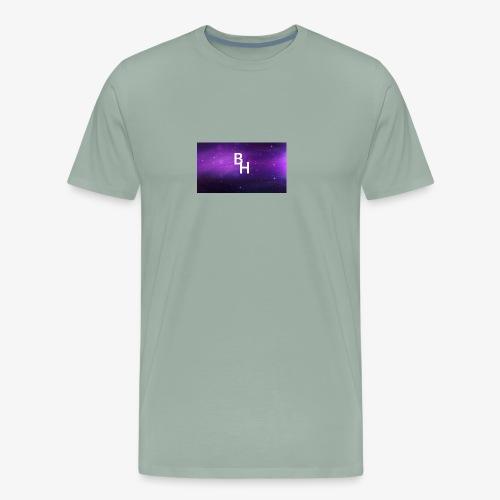 New BlazeHawk15 Logo - Men's Premium T-Shirt