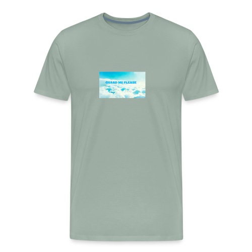 Guard Me Please - Men's Premium T-Shirt
