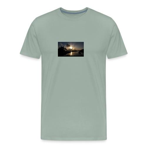 Ocean View - Men's Premium T-Shirt