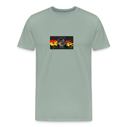 MNK_GAMING - Men's Premium T-Shirt