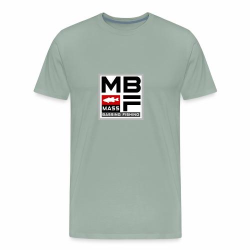 Mass Bassing Fishing - Men's Premium T-Shirt
