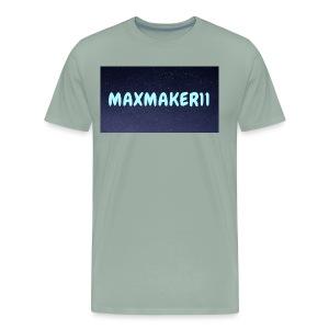 Maxmaker11 Shirt - Men's Premium T-Shirt