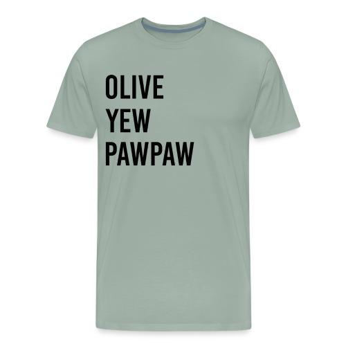 Vegan Father's Day T-Shirt - Men's Premium T-Shirt