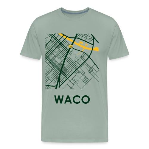 Waco Streets - Men's Premium T-Shirt