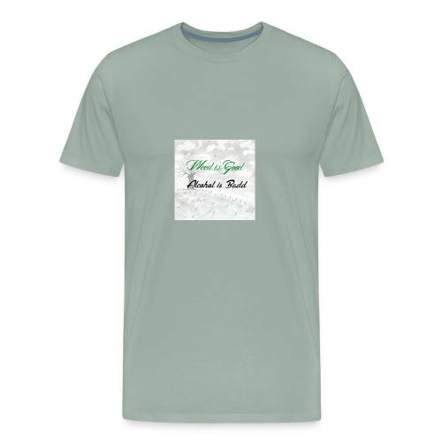 Freedom Of Cheech - Men's Premium T-Shirt