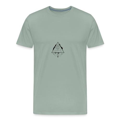 black rose - Men's Premium T-Shirt