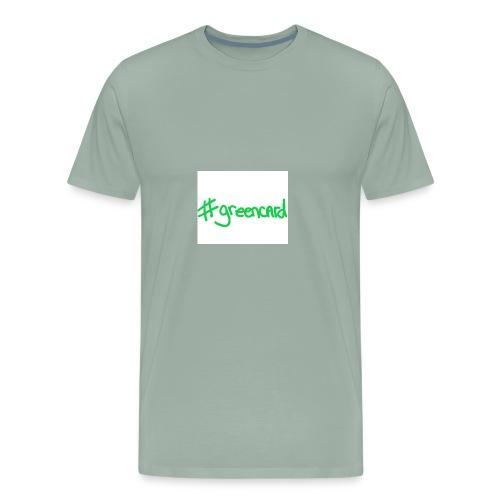 GREENCARD - Men's Premium T-Shirt