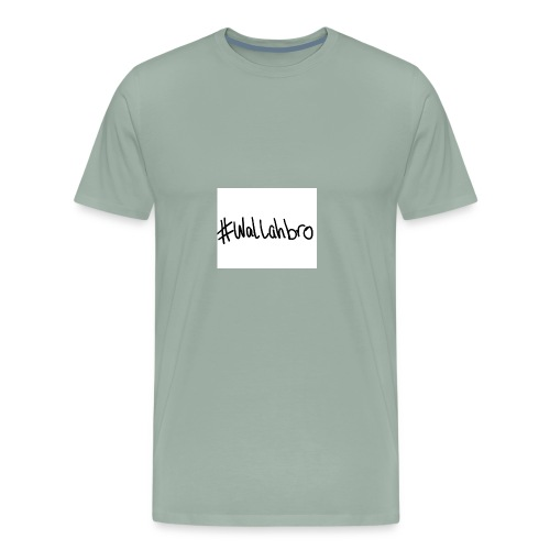 WALLAHBRO - Men's Premium T-Shirt