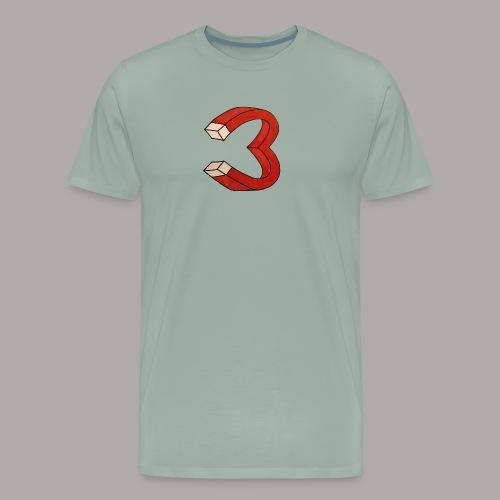 Heart-Attract - Men's Premium T-Shirt