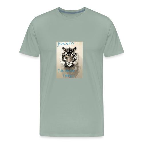 tah.tah.tah clan fan hoodie - Men's Premium T-Shirt