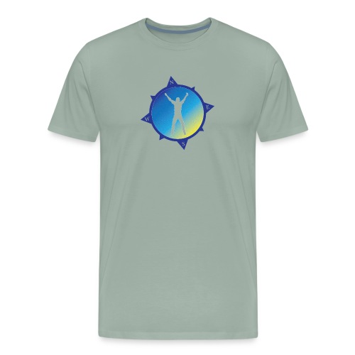 Compass Guy - Men's Premium T-Shirt