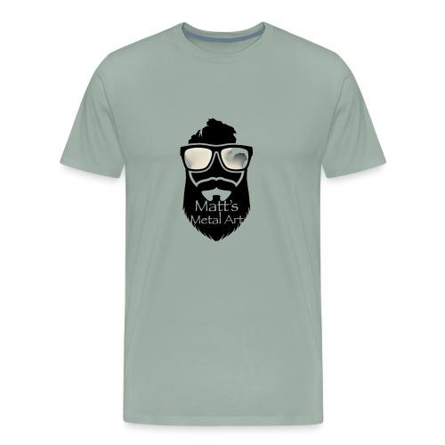 Matt's Metal Art - Men's Premium T-Shirt