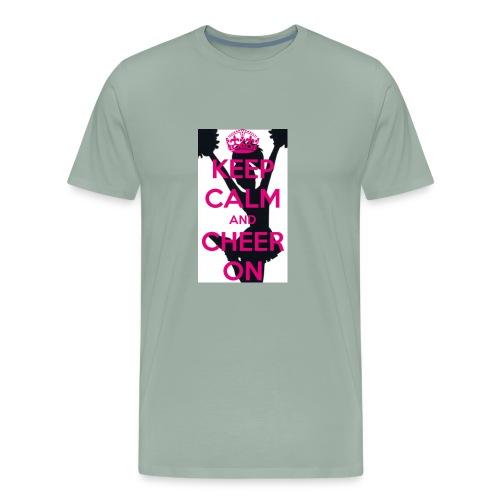 Cheer it - Men's Premium T-Shirt