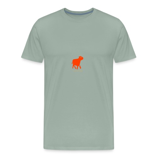 Go matha - Men's Premium T-Shirt
