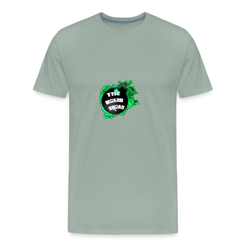 Green Bomb Squad - Men's Premium T-Shirt