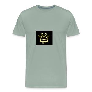 Crown RK Logo - Men's Premium T-Shirt
