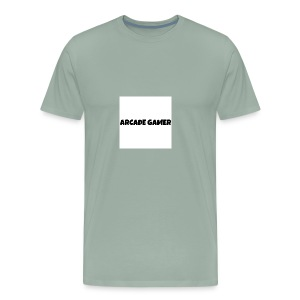 Arcade Gamer shirts - Men's Premium T-Shirt