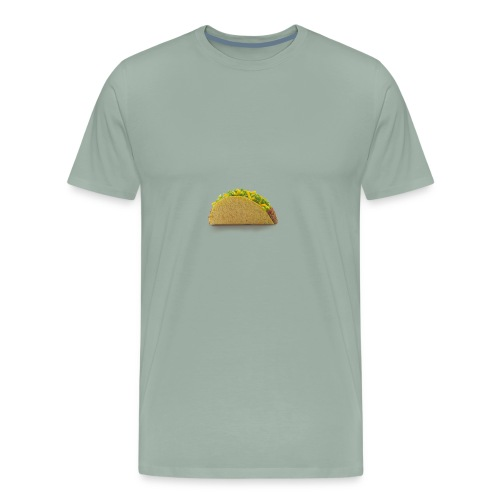 foodcrispybeeftaco - Men's Premium T-Shirt