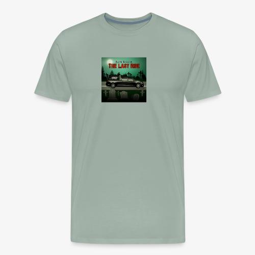 Rap album front cover promo - Men's Premium T-Shirt