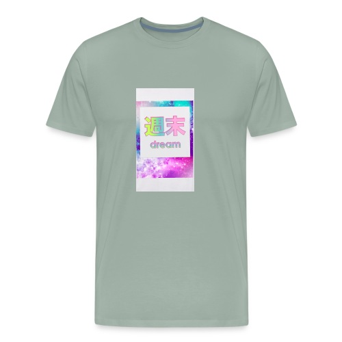 Dream logo - Men's Premium T-Shirt
