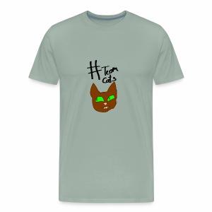 #Team Cats - Men's Premium T-Shirt