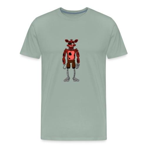cool foxy 5.0.2 mrech - Men's Premium T-Shirt