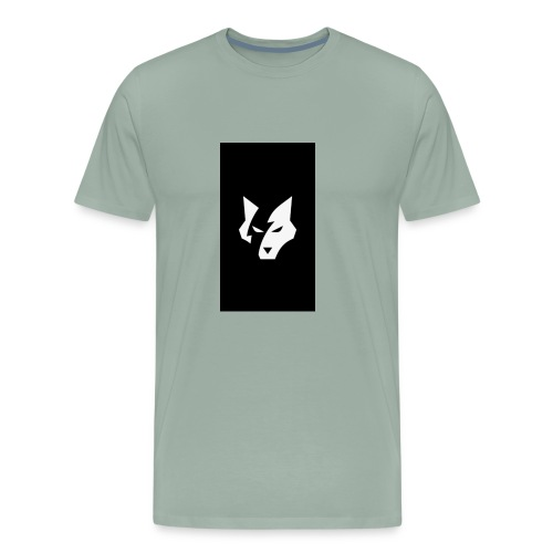 stay wolfie - Men's Premium T-Shirt