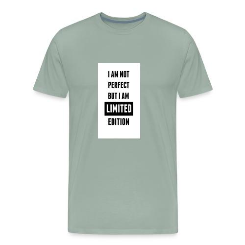 Limited 3b661cc9 e06b 37f8 8a06 8974d4a4366a - Men's Premium T-Shirt