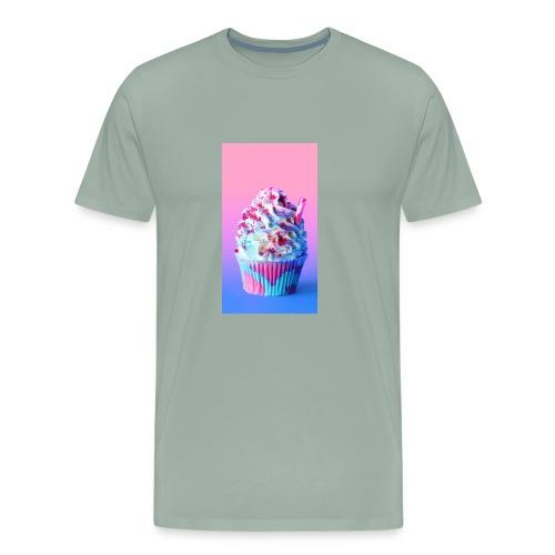 ea8a92ad unicorn frappuccino cupcakes pc - Men's Premium T-Shirt
