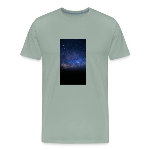 starlet night - Men's Premium T-Shirt