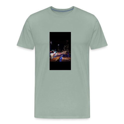 E6EEC888 8B59 42A8 9FBF 9C1DE598A66C - Men's Premium T-Shirt